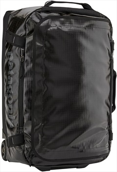 Patagonia Black Hole Wheeled 40L Duffel Travel Bag, 40L Black