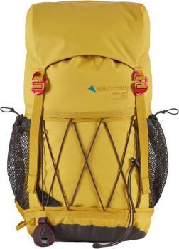 Klattermusen Delling 25 Compact Hiking Backpack, 25L Dusty Yellow
