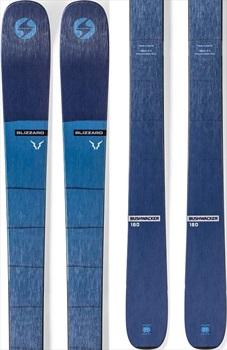 Blizzard Bushwacker Skis, 173cm Blue 2020