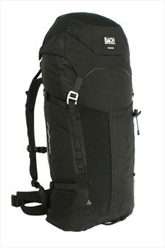 BACH Packster Weatherproof Hillwalking Hiking Backpack, 35L Black
