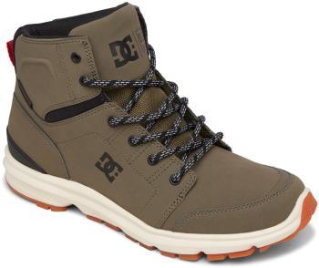 DC Torstein Men's Winter Boots, UK 7 Black/Forest Green