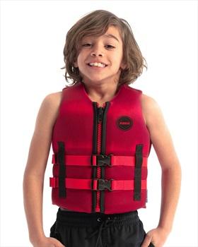 Jobe Neoprene Life Vest Kids Buoyancy Aid, 6 / 116 Red 2021