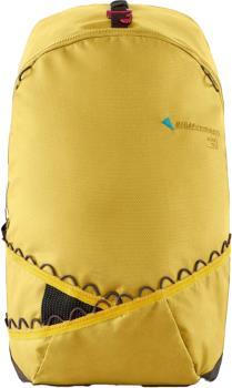 Klattermusen Bure Hiking/Climbing Backpack, 15L Dusty Yellow