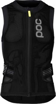 POC VPD System Vest Snowboard/Ski Back Protector, M Uranium Black