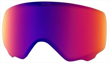 Anon Womens Wm1 Ski/Snowboard Goggles Spare Lens, One Size Sonar Infrared Blue