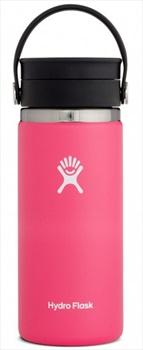 Hydro Flask 16oz Wide Mouth Flex Sip Lid Coffee Flask, Watermelon