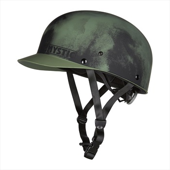 Mystic Shiznit CE Approved Watersports Helmet, S/M Brave Green 2021