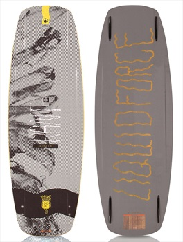 Liquid Force Rant Grind Kids Cable Wakeboard, 118 Grey