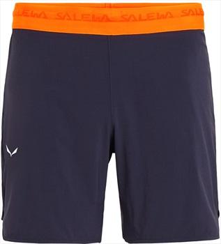Salewa Pedroc 2 Durastretch Men's Hiking Shorts, M Premium Navy