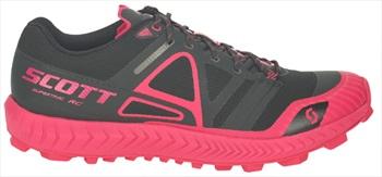Scott Supertrac RC Women's Trail Running Shoes, UK 4 Black/Pink