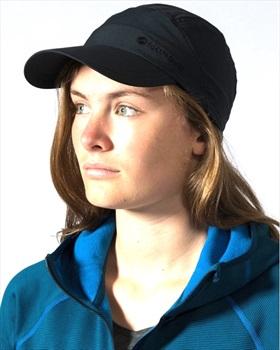 Montane Dyno Stretch Cap Lightweight Softshell Hat, One Size Black