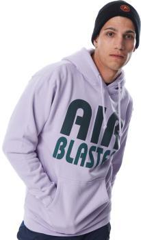 Airblaster Air Stack Men's Hoodie, S Lavender