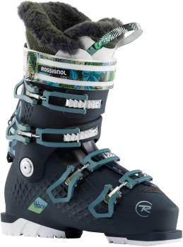 Rossignol Alltrack Pro 80 W Women's Ski Boots, 25/25.5 Dark Blue
