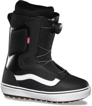 Vans Aura OG Boa Snowboard Boots, UK 12 Black/White 20 2021