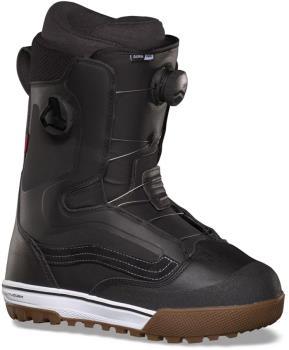 Vans Aura Pro Boa Focus Snowboard Boots, UK 9.5 Black/White 2021