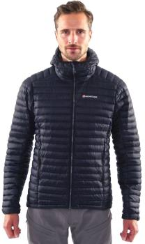 Montane Adult Unisex Flylite Down Insulated Hiking/Walking Jacket, S Black