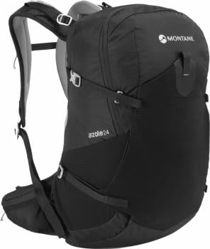 Montane Womens Azote 24 Mountain Day Backpack, 24 L Black