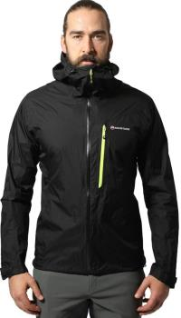 Montane Minimus Waterproof Pertex Shell Jacket, XL Black