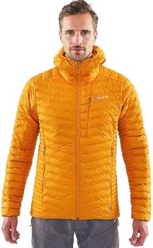 Montane Adult Unisex Icarus Micro-Baffle Insulated Hiking Jacket, M Inca Gold