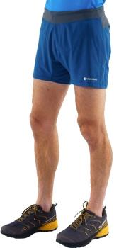 "Montane Dragon 5"" Men's Trail Running Shorts, S Narwhal Blue"
