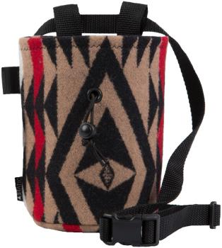 Static Nomad Rock Climbing Chalk Bag : Lone Wolf Inverted