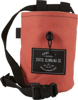 Static Canvas Rock Climbing Chalk Bag : Nantucket