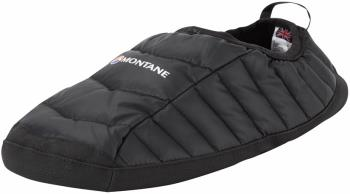 Montane Icarus Hut Insulated Camping Slippers, XL Black