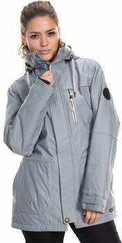 686 Spirit Womens Snowboard/Ski Jacket XS Lt Blue Denim