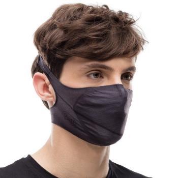 Buff Filter Protective Reusable Face Mask, One Size Vivid Grey