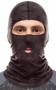 Buff Microfibre Balaclava Head Wear, One Size Rugs Graphite