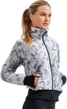 Craft Pro Glow In The Dark Lumen Women's Running Jacket, XS Nova