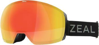 Zeal Portal XL Polarized Phoenix Snowboard/Ski Goggles, L Dark Night