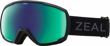 Zeal Nomad Polarized Snowboard/Ski Goggles, M Dark Night