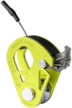 Edelrid Spoc Pulley/Rope Clamp, 7 to 10 mm ropes Oasis