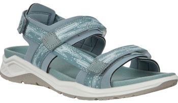 Ecco Womens X-Trinsic Women's Sandal, Uk 4-4.5 Trellis/Eggshell Blue