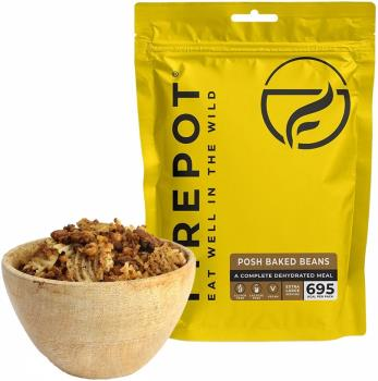 Firepot Posh Baked Beans Camping & Backpacking Food
