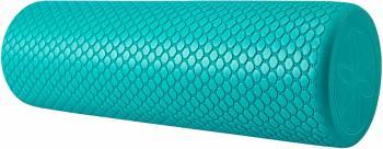 Gaiam Restore Compact Foam Massage Roller, Teal