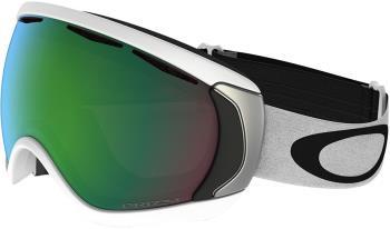 Oakley Canopy Ski/Snowboard Goggles L Matte White Prizm Jade 2020