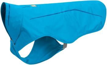 Ruffwear Sun Shower Jacket Waterproof Dog Coat, L Blue Dusk