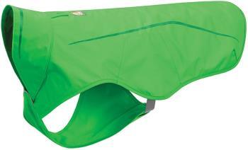 Ruffwear Sun Shower Jacket Waterproof Dog Coat, L Meadow Green