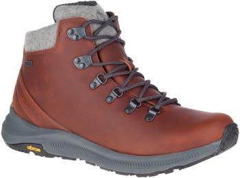 Merrell Ontario Thermo Mid Walking Shoes, UK 11.5 Barley