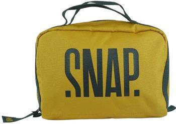 Snap Dopp Kit Toiletries Bag, 22 x 10 x 15 cm, Curry