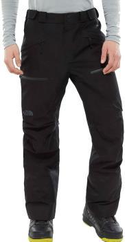 The North Face Powderflo Reg Ski/Snowboard Pants XL TNF Black