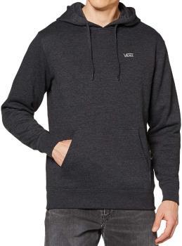 Vans Basic Fleece Pullover Hoodie, XL Black Heather