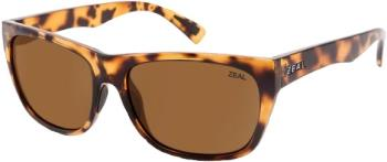 Zeal Carson Copper Sunglasses, M Colorado Tortoise