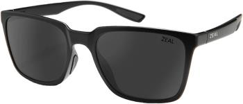 Zeal Campo Dark Grey Sunglasses, M Matte Black