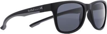 Red Bull Spect Indy Smoke Polarised Sunglasses, M Matte Black