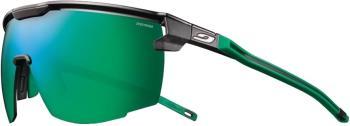 Julbo Ultimate SP3+ Mountain Sunglasses, OS Black/Green
