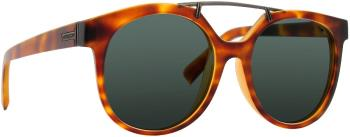 Von Zipper Hitsville Vintage Grey Lens Sunglasses, M Tortoise Satin