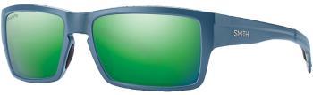 Smith Outlier XL Sun Green Mirror Sunglasses, M/L Matte Corsair